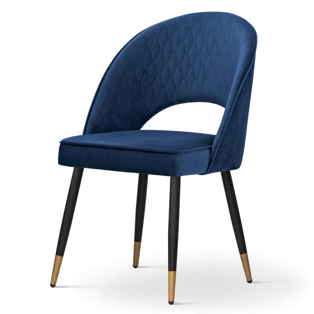 krzesło w granacie