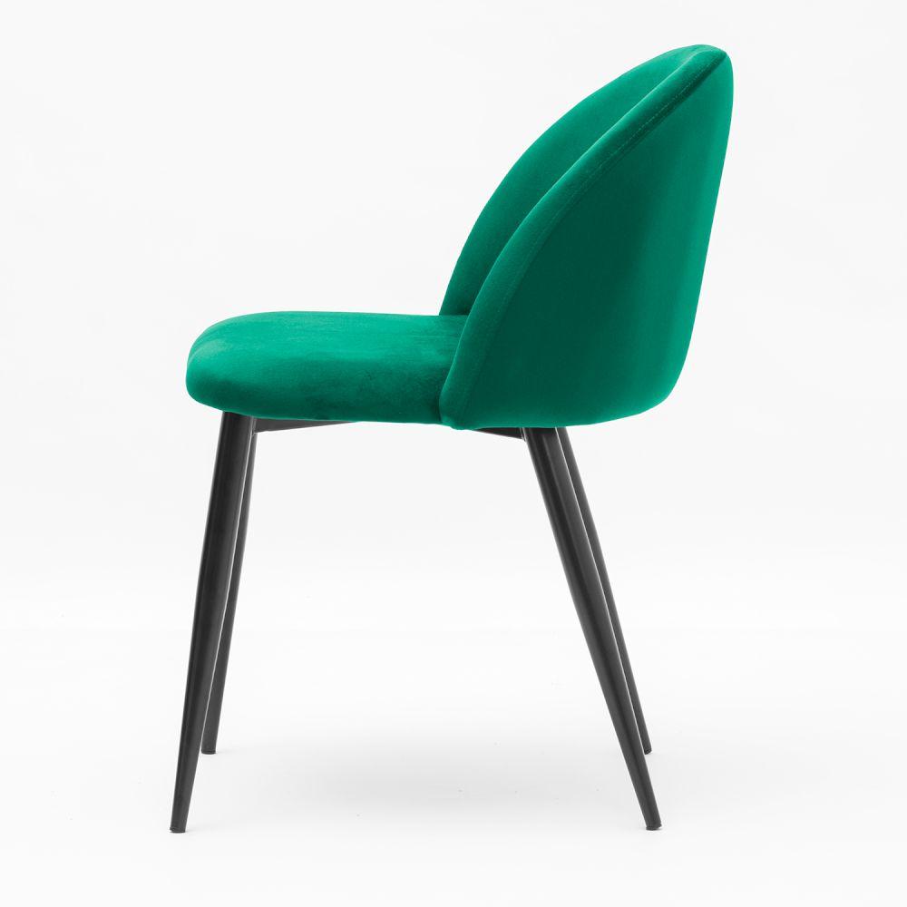 krzesło soul zielony