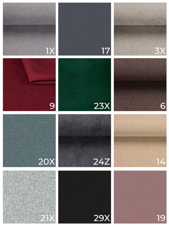 tkaniny kolor