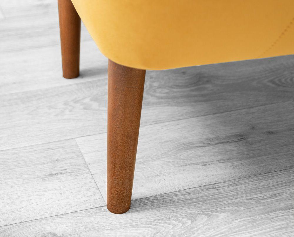 nogi z drewna bukowego