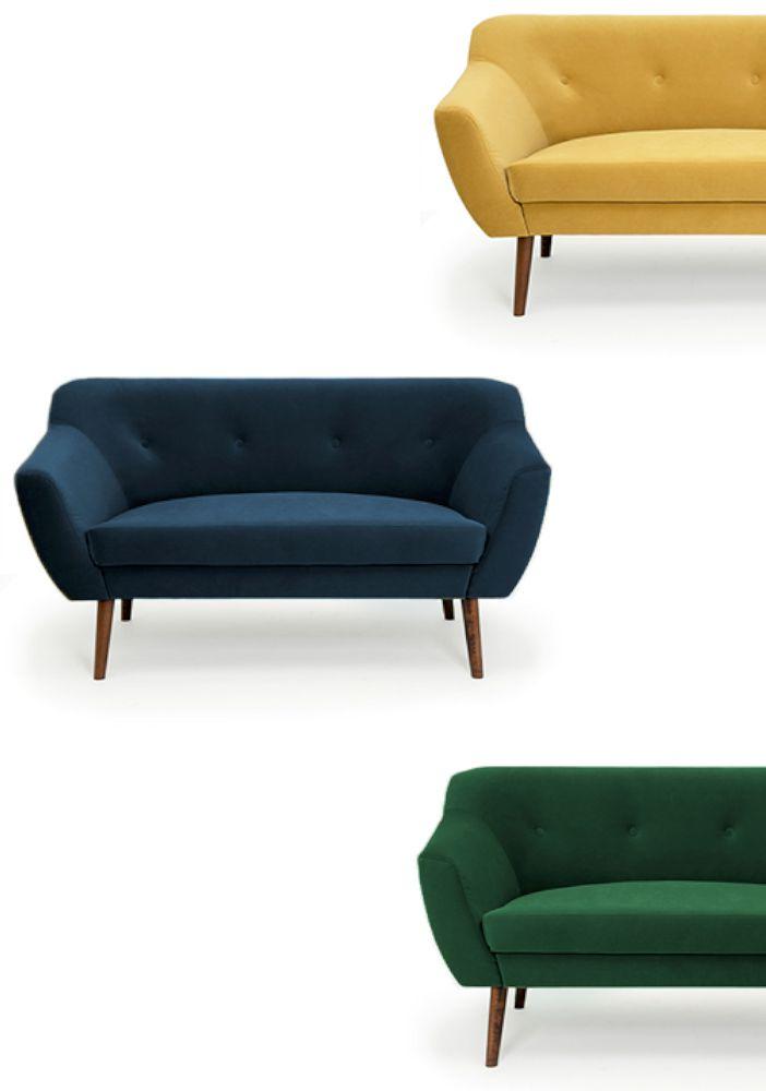 sofa na zamówienie w różnych tkaninach